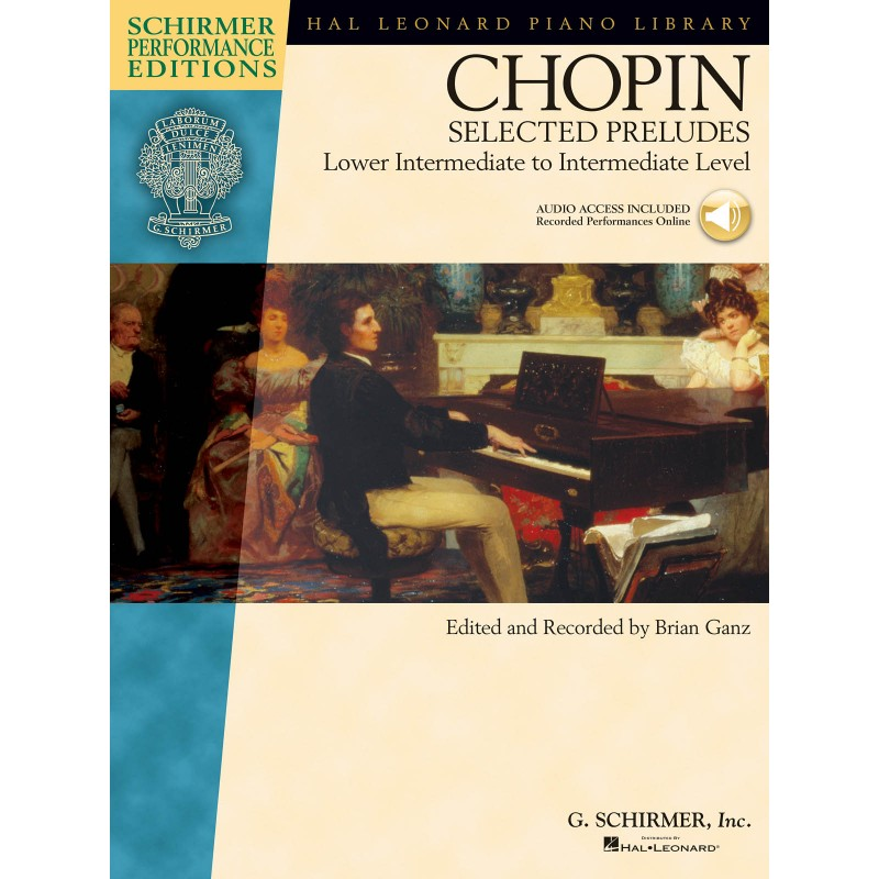 CHOPIN SELECTED PRELUDES
