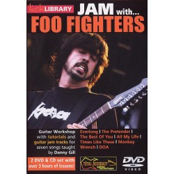 JAM WITH FOO FIGHTERS (2 DVD+CD)
