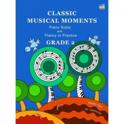 Partition CLASSIC MUSICAL MOMENTS GRADE 2