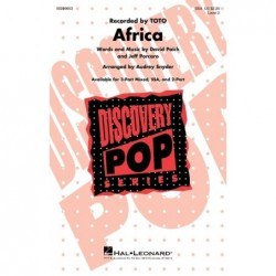 Partition AFRICA Toto