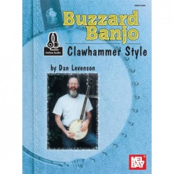 Partition BUZZARD BANJO - CLAWHAMMER STYLE
