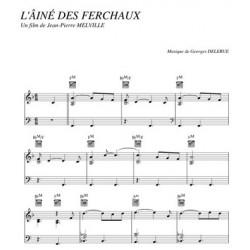 Partition L'AINÉ DES FERCHAUX Georges Delerue