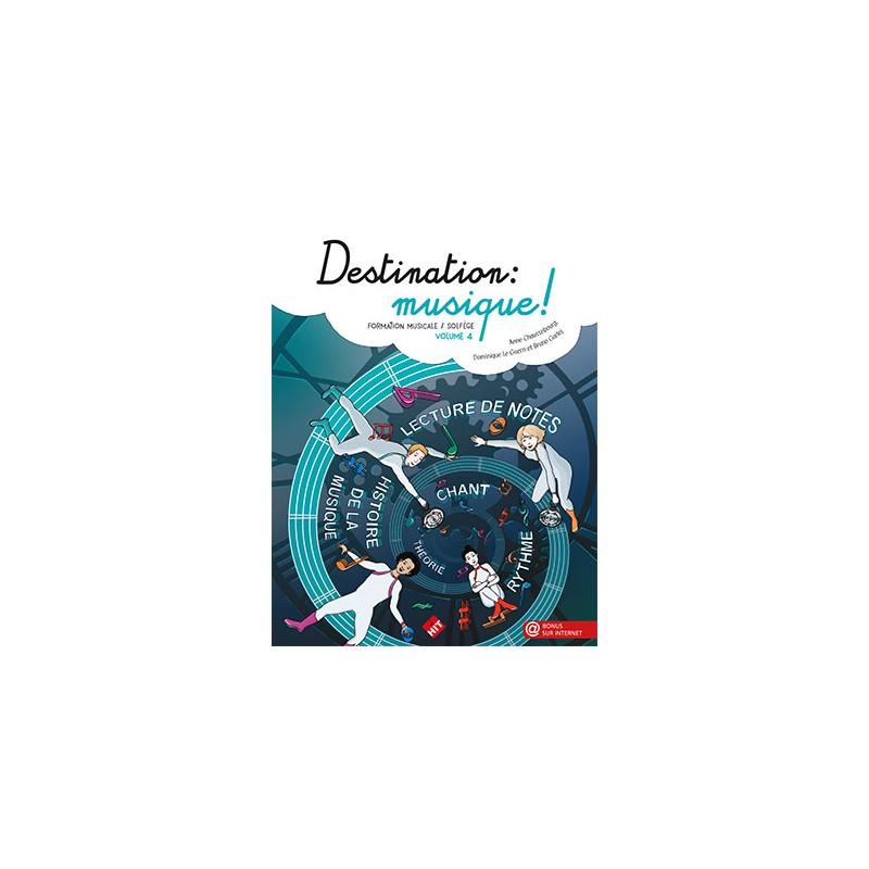 DESTINATION MUSIQUE ! VOLUME 4
