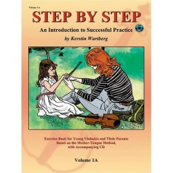 STEP BY STEP - BOOK 1A (+CD)