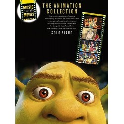 Music From The Movies : The Animation Collection (piano solo)