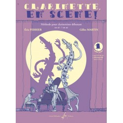 CLARINETTE, EN SCÈNE ! VOLUME 1 (+CD)