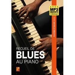 RECUEIL DE BLUES AU PIANO