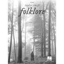 TAYLOR SWIFT - FOLKLORE (EASY PIANO)