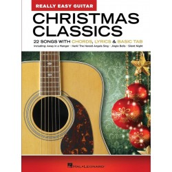 REALLY EASY GUITAR - CHRISTMAS CLASSICS