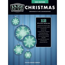 JAZZ IT UP ! CHRISTMAS - 2ND EDTION
