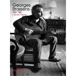L'ŒUVRE INTÉGRALE Vol. 2 - GEORGES BRASSENS songbook