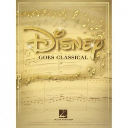 Partition DISNEY GOES CLASSICAL DISNEY