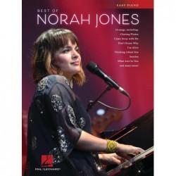 Partition BEST OF NORAH JONES Norah Jones