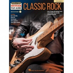 Partition DELUXE GUITAR PLAY-ALONG - CLASSIC ROCK VOL.7