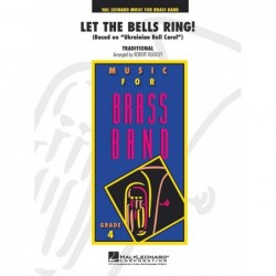 Partition LET THE BELLS RING ! (BRASS BAND) Robert Buckley