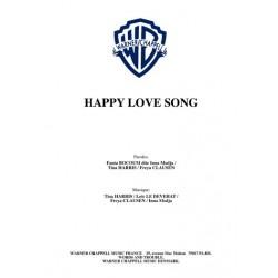 Partition HAPPY LOVE SONG MODJA Inna