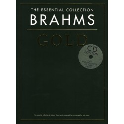 THE ESSENTIAL COLLECTION : BRAHMS GOLD (+CD)