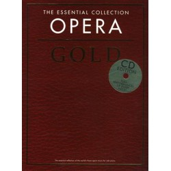 THE ESSENTIAL COLLECTION : OPERA GOLD (+CD)