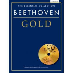 THE ESSENTIAL COLLECTION : BEETHOVEN GOLD (+CD)