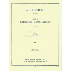 SEPT EXERCICES JOURNALIERS