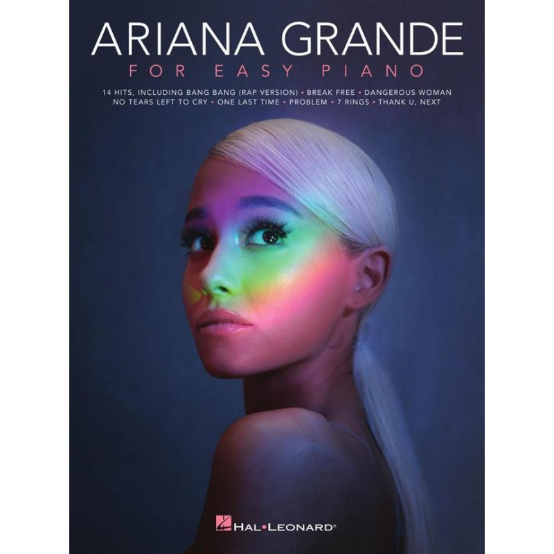 ARIANA GRANDE SHEET MUSIC FOR EASY PIANO