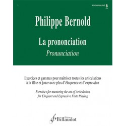 LA PRONONCIATION DE PHILLIPE BERNOLD