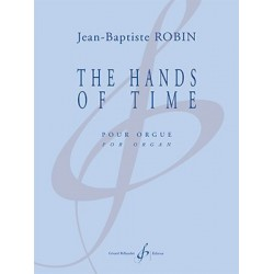 Partition THE HANDS OF TIME Jean-Baptiste ROBIN