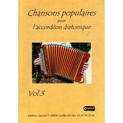 CHANSONS POPULAIRES VOL.3