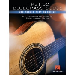 FIRST 50 BLUEGRASS SOLOS...
