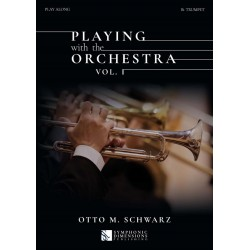 PLAYING WTH THE ORCHESTRA VOL.1(TROMPETTE)