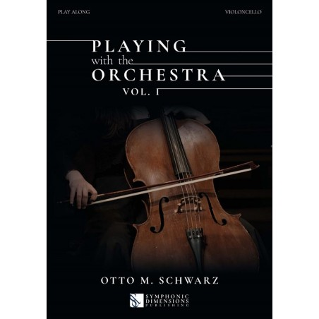 PLAYING WTH THE ORCHESTRA VOL.1 (VIOLONCELLE)