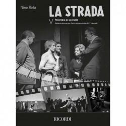 Book & Part LA STRADA V Nino Rota