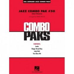 Parties séparées JAZZ COMBO PAK 50 (JAZZ CLASSICS) Divers Artistes