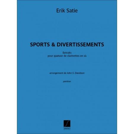 SPORTS ET DIVERTISSEMENTS - EXTRAITS