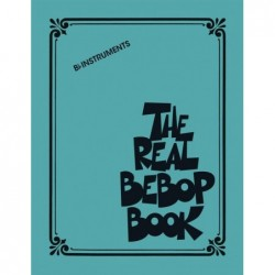 Songbook THE REAL BEBOP BOOK Divers Artistes
