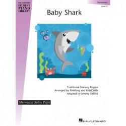 BABY SHARK (NIVEAU ÉLÉMENTAIRE)