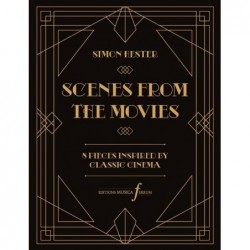 Songbook SCENES FROM THE MOVIES Simons Hester