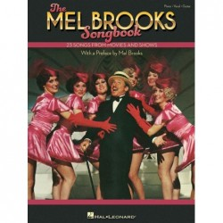 Songbook THE MEL BROOKS SONGBOOK Divers Artistes