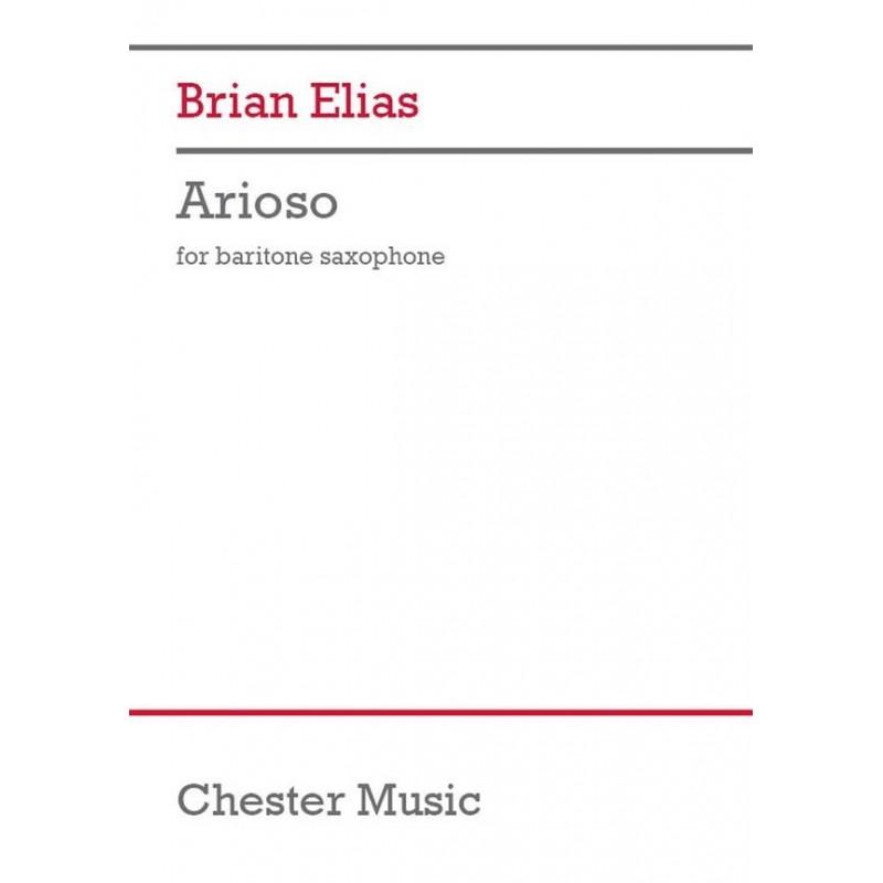 Songbook ARIOSO Brian Elias