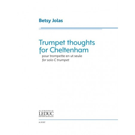 TRUMPET THOUGHTS FOR CHELTENHAM FOR TRUMPET