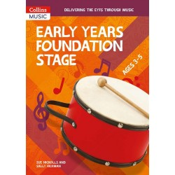 EARLY YEARS FOUNDATION STAGE (+CD)