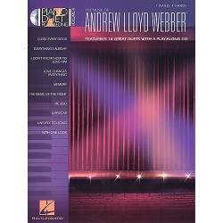 Piano Duet Play-Along Vol. 4 : The Music Of Andrew Lloyd Webber