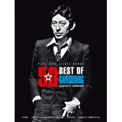 BEST OF GAINSBOURG 50 CHANSONS