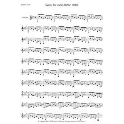 OPUS 3 - CELLO SUITES (Transcription BASSET HORN)