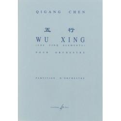 Partition WU XING - LES 5 ÉLÉMENTS Qigang CHEN