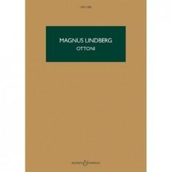 Partition OTTONI LINDBERG Magnus