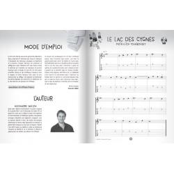 MES PREMIÈRES MÉLODIES À LA GUITARE VOL.3 (+CD)