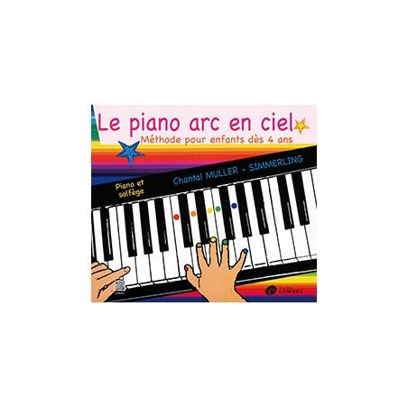 LE PIANO ARC EN CIEL