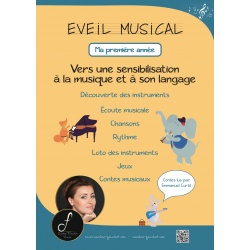 Eveil Musical Caroline Fauchet