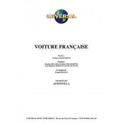 VOITURE FRANÇAISE